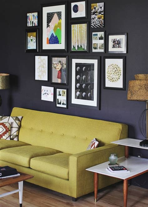 Create An Eyecatching Gallery Wall