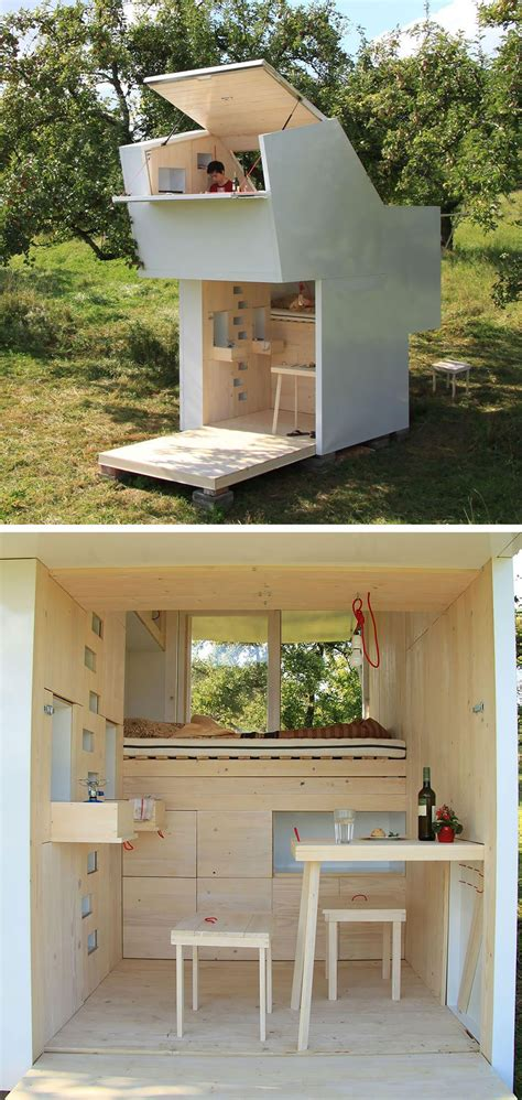 20+ Tiny Homes That Make The Most Of A Little Space
