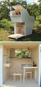 Tiny House In Deutschland : 20 tiny homes that make the most of a little space bored panda ~ Markanthonyermac.com Haus und Dekorationen