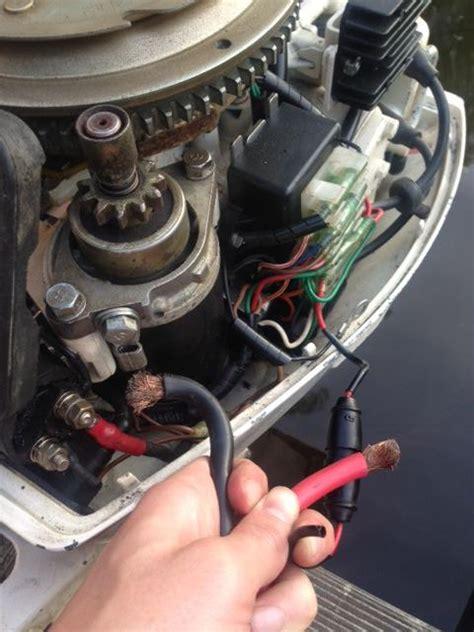 Buitenboordmotor Accu by Aansluiten Van Accu Op Buitenboordmotor Werkspot
