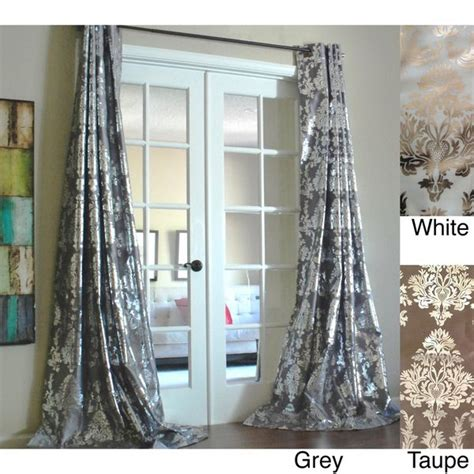 1000 images about window panels on window treatments joss and and damasks