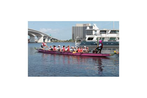 Dragon Boat Jacksonville by Dragon Boats Paddle Around Downtown Jax Daily Record