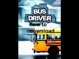How to Download Bus Driver Full PC game Free - YouTube
