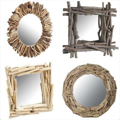 miroir en bois flott 233 du choix et des prix avec kibodio