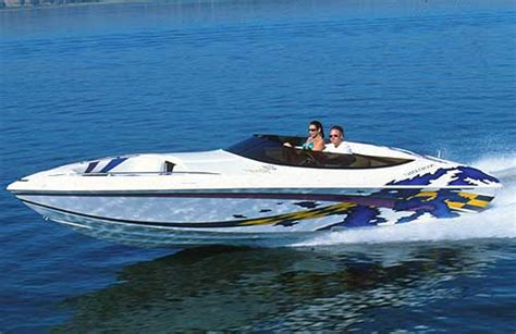 High Performance Ocean Boats by Nordic 25 Rage Open Bow Three In One Boats