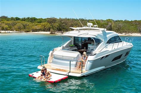 Boats Online Riviera by New Riviera 4800 Sport Yacht Power Boats Boats Online