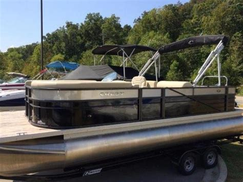 Pontoon Boat Quick Loader by Pontoon Boats For Sale In Grant Alabama