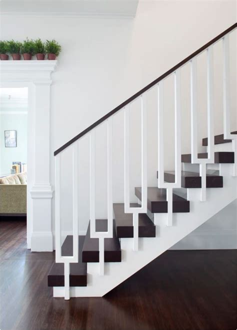 Stunning Stair Railings  Centsational Style