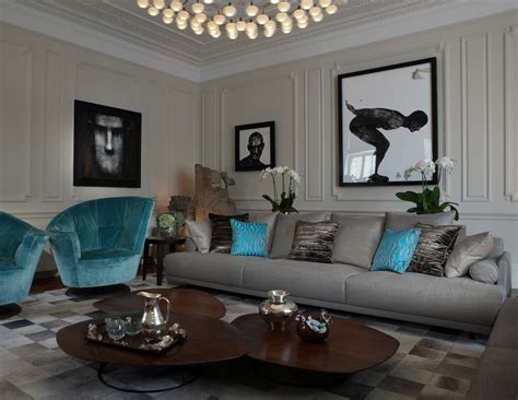 grey brown and turquoise living room 24 gray sofa living room furniture designs ideas plans