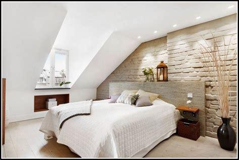 Schlafzimmer Ideen Wandgestaltung Dachschräge Download