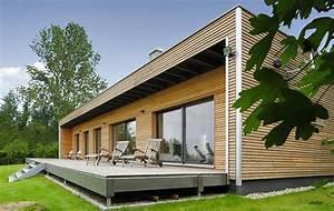 Haus Bungalow Modern : oekohaus elektrosmog nachhaltiges bauen energieeffizienzklasse haus bauen ~ Markanthonyermac.com Haus und Dekorationen