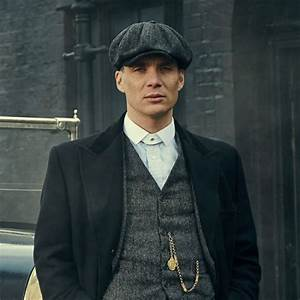Peaky Blinders Tommy Shelby Coat - Film Star Outfits