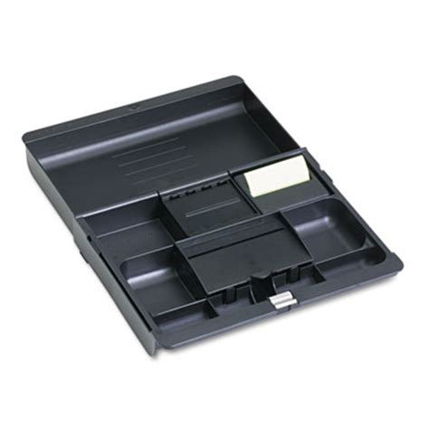 3m recycled plastic desk drawer organizer tray plastic