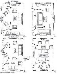 narrow rectangular living room layout arranging furniture twelve different ways in the same room