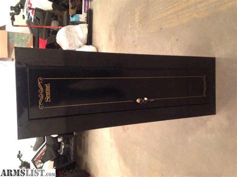 armslist for sale trade sentinel 8 gun locking cabinet