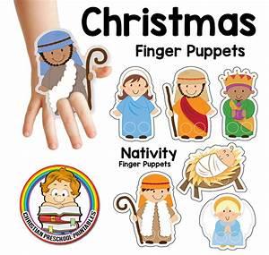 Christmas Bible Printables - Christian Preschool Printables