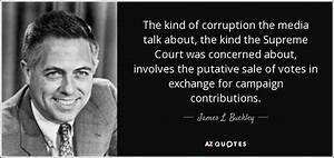 11 Best James L. Buckley Quotes | A-Z Quotes