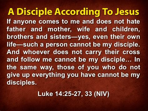 1 What Does It Mean To Be A Disciple Of Jesus? Pdf