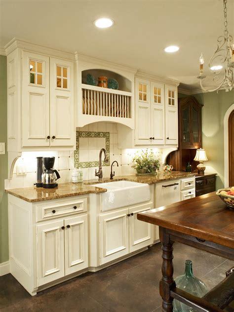 French Country Kitchen Makeover  Bonnie Pressley Hgtv