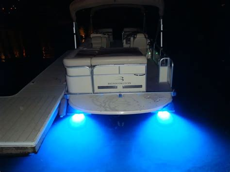 Light The Night Led Boat Lights by Underwater Led Lights Pontoon Boat Accessories Google