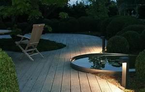 Led Terrassenbeleuchtung Boden : gartenbeleuchtung von led bis solar sch ner wohnen ~ Markanthonyermac.com Haus und Dekorationen