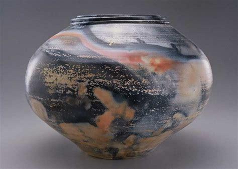 Michael Berkley-pit Fired Pottery