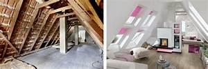 Treppe Zum Dachboden Einbauen : dachboden ausbauen dachausbau ideen ~ Markanthonyermac.com Haus und Dekorationen