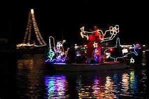 """51st Annual """"Festival of Lights"""" Holiday Boat Parade 