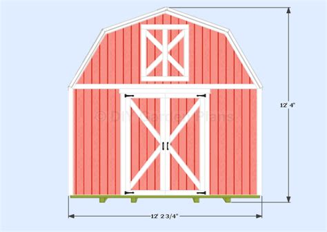 plans for 12 215 12 gambrel shed the picnic table