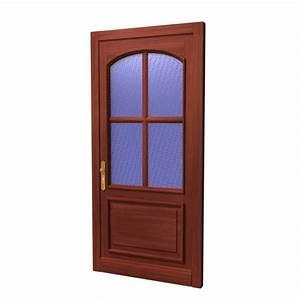 Fenster Mit Rundbogen : haust r aus holz mit rundbogen modell wulften ~ Markanthonyermac.com Haus und Dekorationen