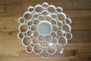 Deko Aus ästen Selber Machen : diy deko pailletten spiegel aus papprollen selbst machen deko kitchen youtube ~ Markanthonyermac.com Haus und Dekorationen