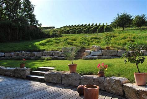 Garten Im Weinberg  Garten Und Landschaftsbau Im Raum