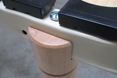 pieds de lit en bois pour cadre 224 lattes sedac ou duvivier literie a domicile