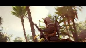 Assassins Creed Origins Official World Premiere Gameplay ...