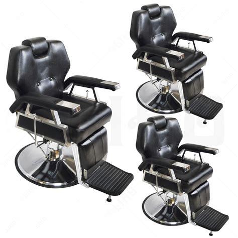 hydraulic reclining barber chair salon hair styling spa shoo styling