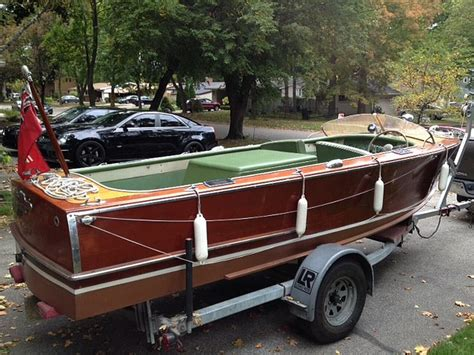 Old Century Boats For Sale by Classic Boat For Sale Port Carling Boats Antique