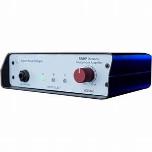 Rupert Neve Designs RNHP Precision Headphone Amplifier ...