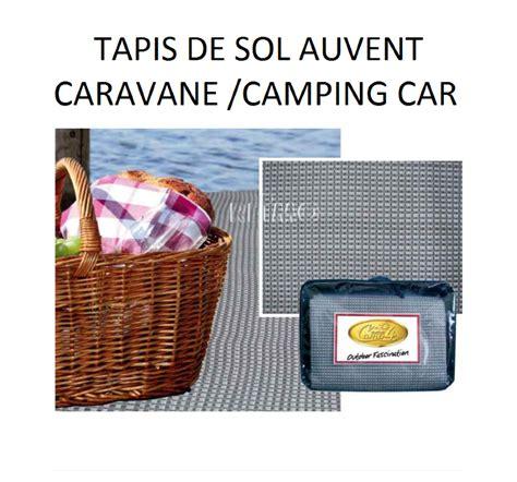 tapis de sol auvent caravane cing car 5 x 2 5 m