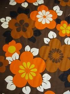 Tapete 70er Jahre : 70er stoff archiv stoffe johnny tapete online shop ~ Markanthonyermac.com Haus und Dekorationen