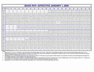 Air Force Pay Chart 2014   images of gs civilian pay chart ...