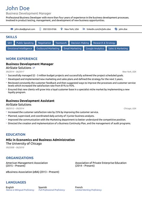 2018 Professional Resume Templates  As They Should Be [8+]. Sample Resume For Coaching Position. Director Resume Samples. Executive Secretary Resume Sample. Resume For Supervisor Job. How To Write An Acting Resume With No Experience. Soccer Player Resume Example. Resume For Welder. Sample Ba Resume