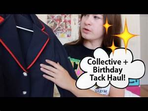 BIRTHDAY + COLLECTIVE TACK HAUL! - YouTube