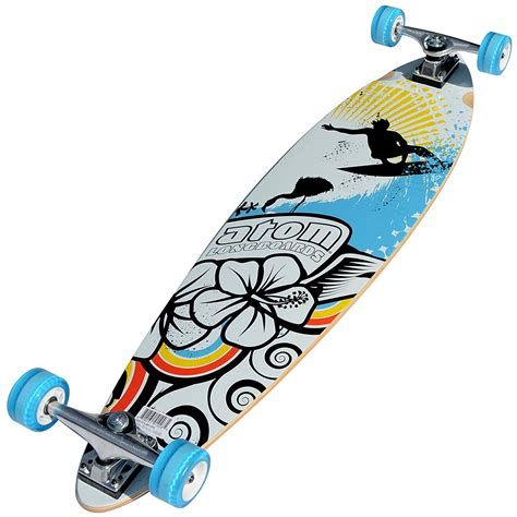 Top 10 Reviews Of The Best Longboards & Skateboards For