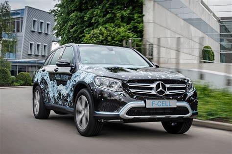 2019 Mercedesbenz Glc Fcell