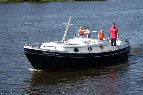 Kruiser Verhuur Friesland by Motorboot Kopen Rivercruise 31 Ottenhome Heeg