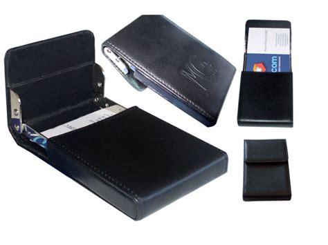porte cartes de visites cuir cuir pochettes valisettes personalis 233 es toutes les