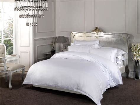 Thread Count White Colour Luxury Rich Egyptian Cotton