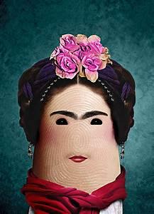 Frida Kahlo Kunstwerk : frida kahlo by dito von tease buy pictures photo art online lumas ~ Markanthonyermac.com Haus und Dekorationen