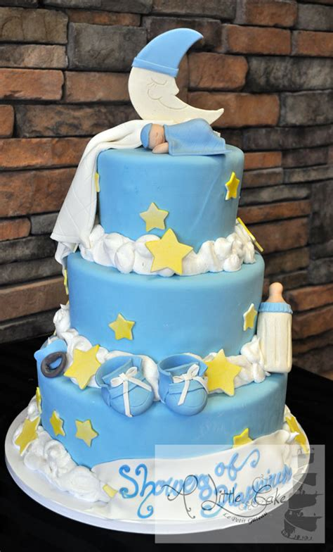 Baby Shower Cakes  A Little Cake