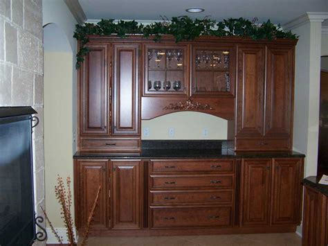 Country Kitchen Buffet Cabinet Furniture Large Size